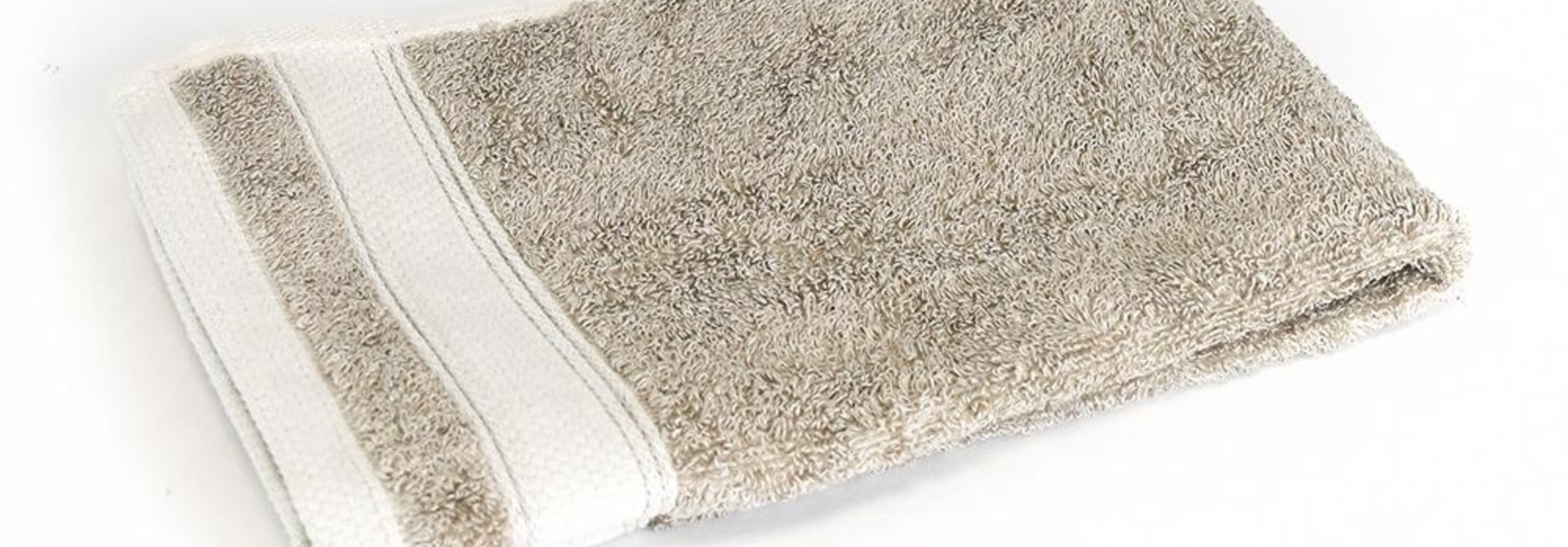 Spa Bath Towel - Baden - Beige/Cream