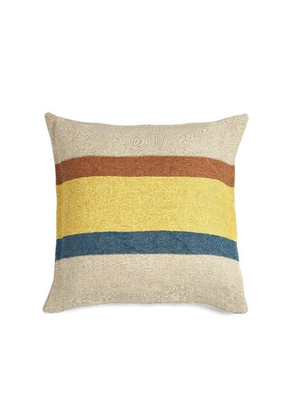 Cushion Cover - Mercurio -  Stripe