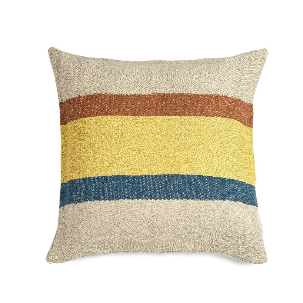 Cushion Cover - Mercurio -  Stripe-1