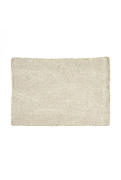 Placemat - Pacific - Flax