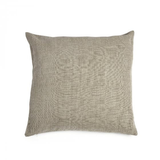 Cushion Cover - Re - Taupe-1