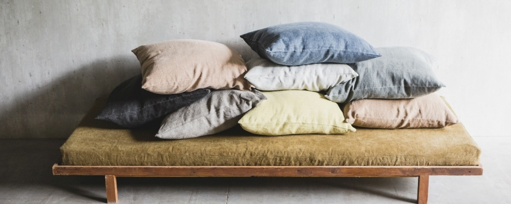 Cushion Cover - Re - Taupe-2