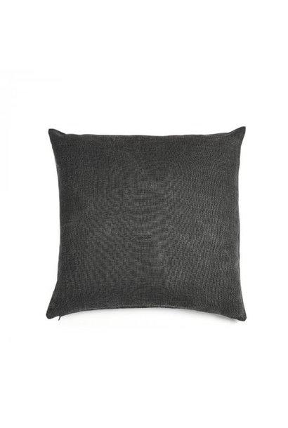 Cushion Cover - Re - Black