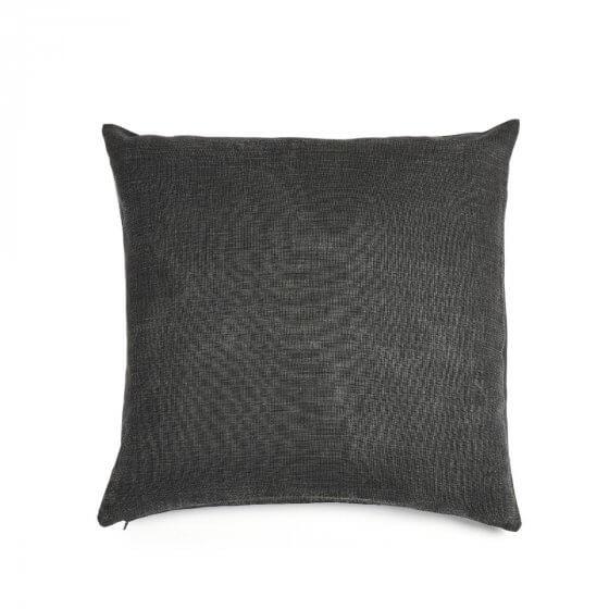 Cushion Cover - Re - Black-1