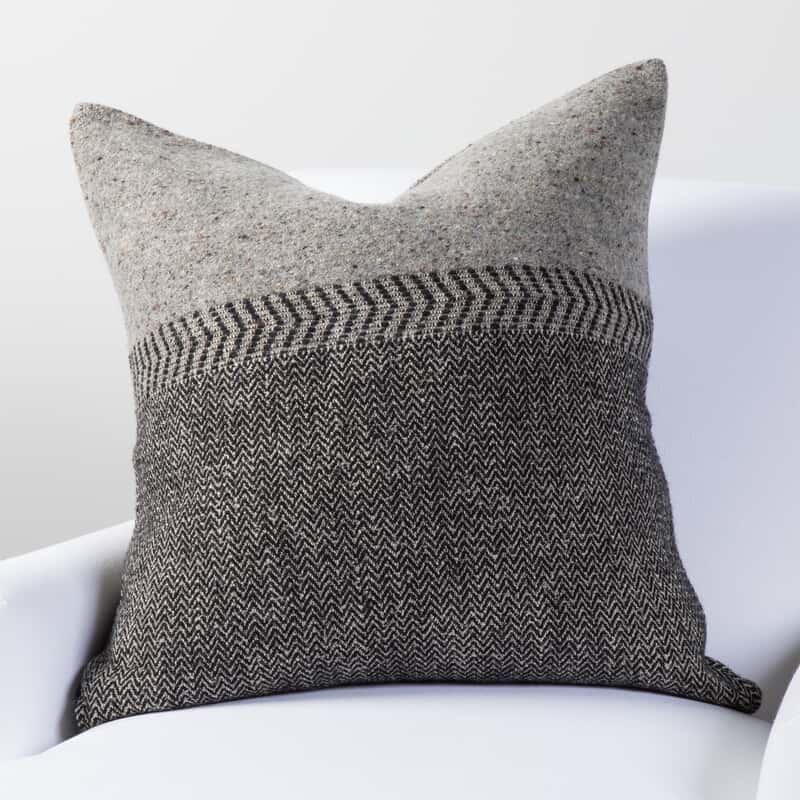 Cushion Cover - Jules - Black/Cr.-2