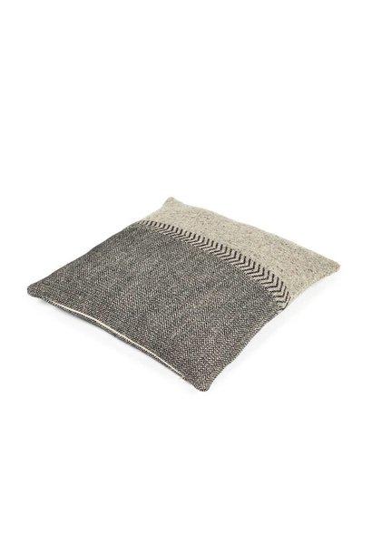 Cushion Cover - Jules - Black/Cr.