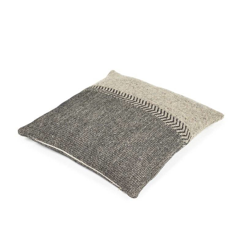 Cushion Cover - Jules - Black/Cr.-1