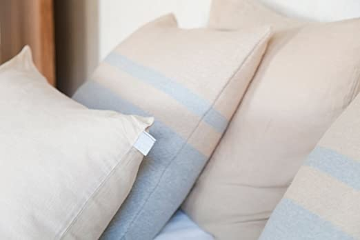 Coverlet - Lincoln - Grey/Camel-2