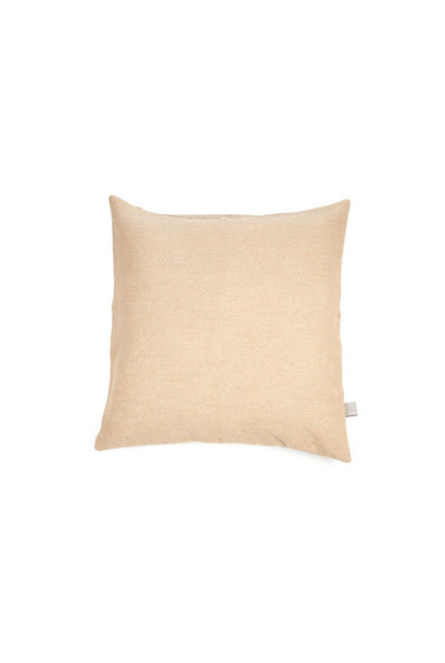Cushion Cover - Shetland - Camel