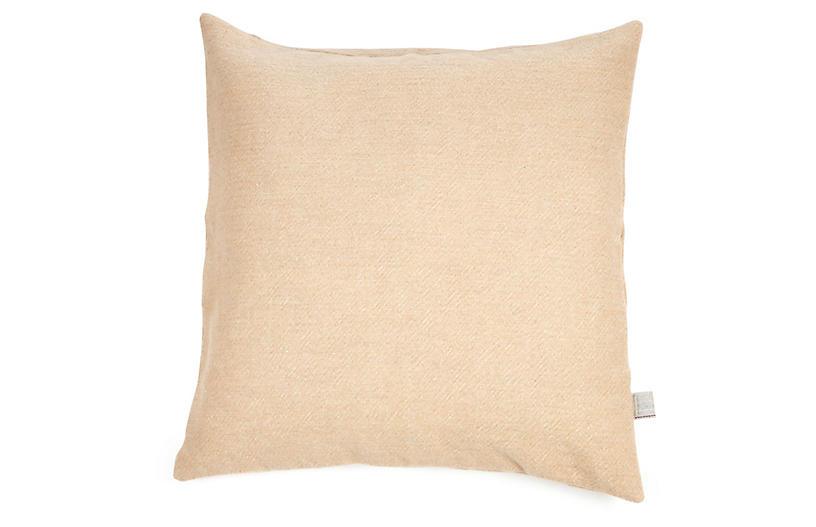 Cushion Cover (lg) - Shetland - Camel-2