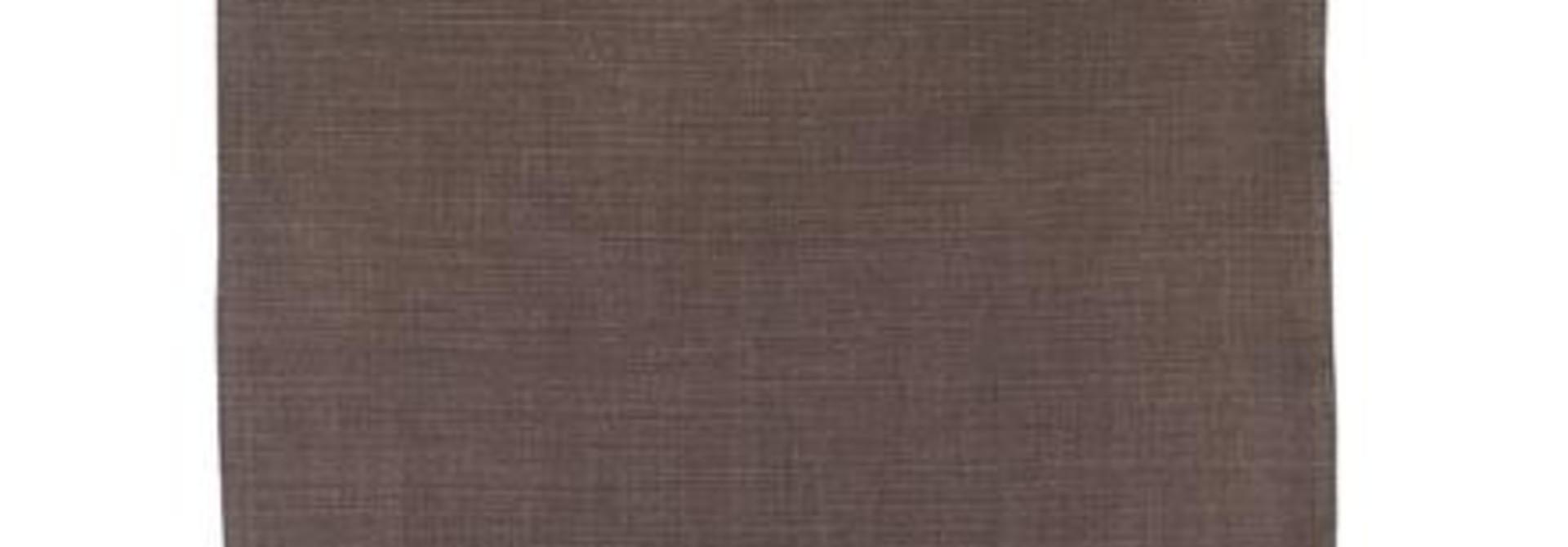 Tablecloth -Vence - Cafe Noir - Sz. Lge