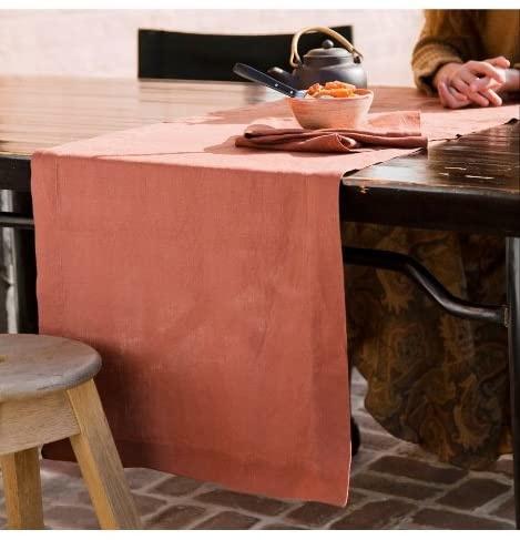 Tablecloth - Vence - Henna-1
