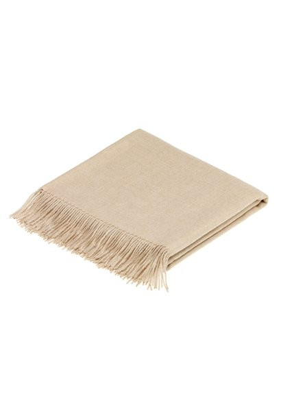 Throw - Alpaca - Beige
