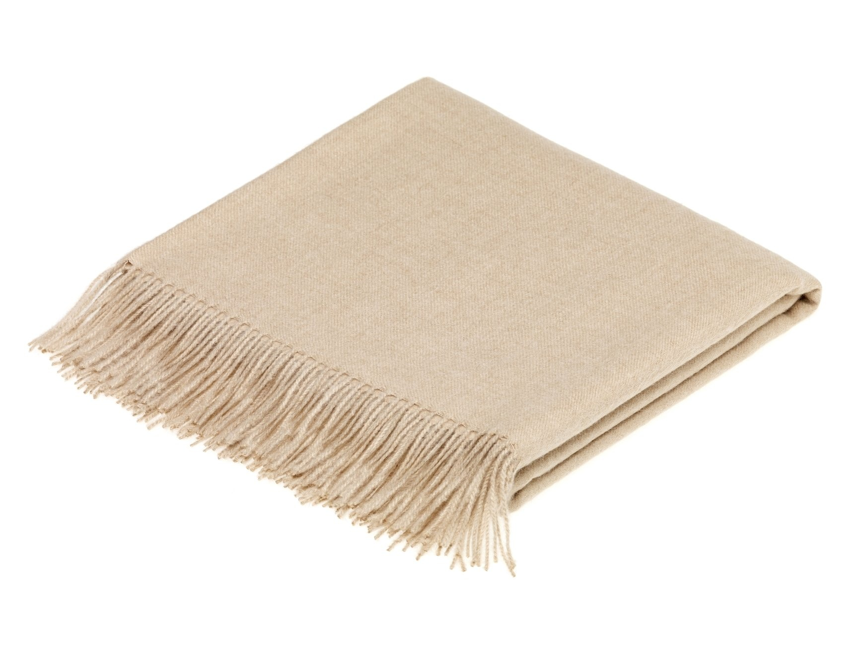 Throw - Alpaca - Beige-1