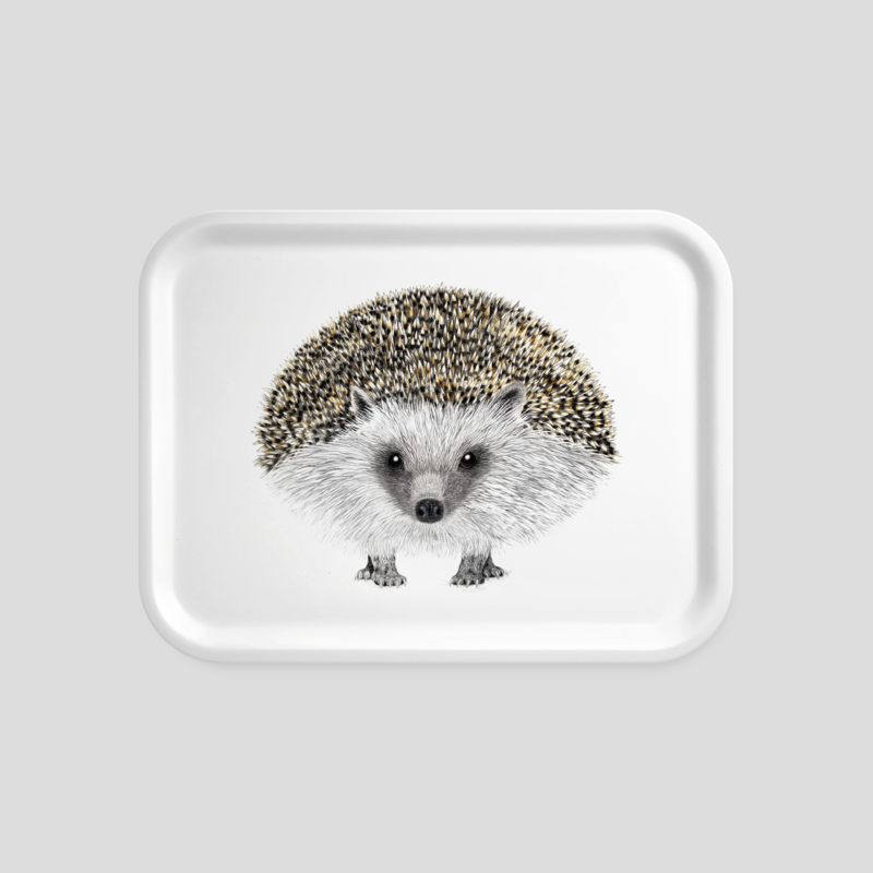 Tray - Henry - Hedgehog-1
