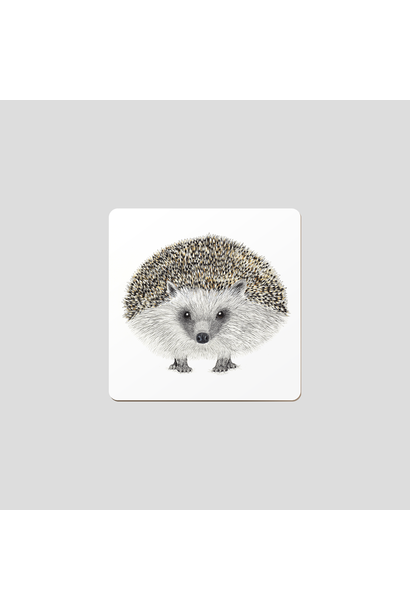 Coaster - Henry - Hedgehog - Set of 6