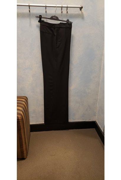 Pant - Wide Leg - Black - Sz 46