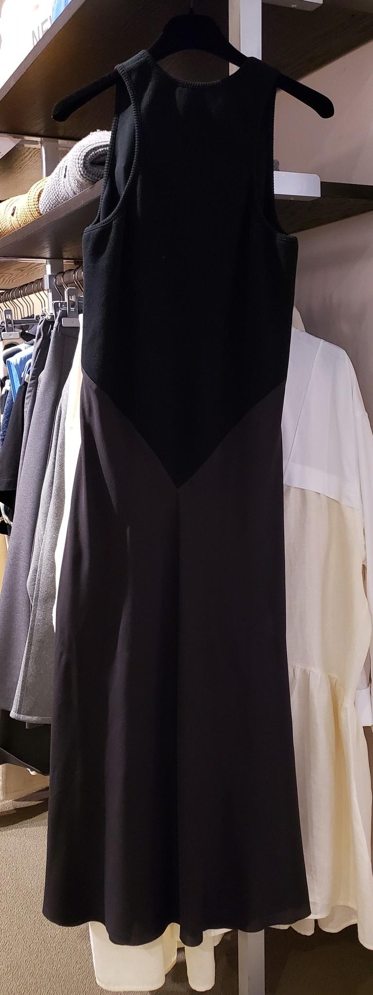 Dress - Black - Sz. 42-2