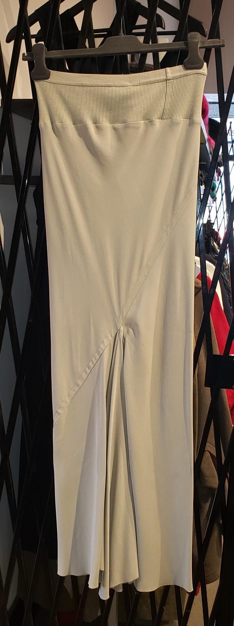 Skirt - Full length - Pearl - Sz 40-2