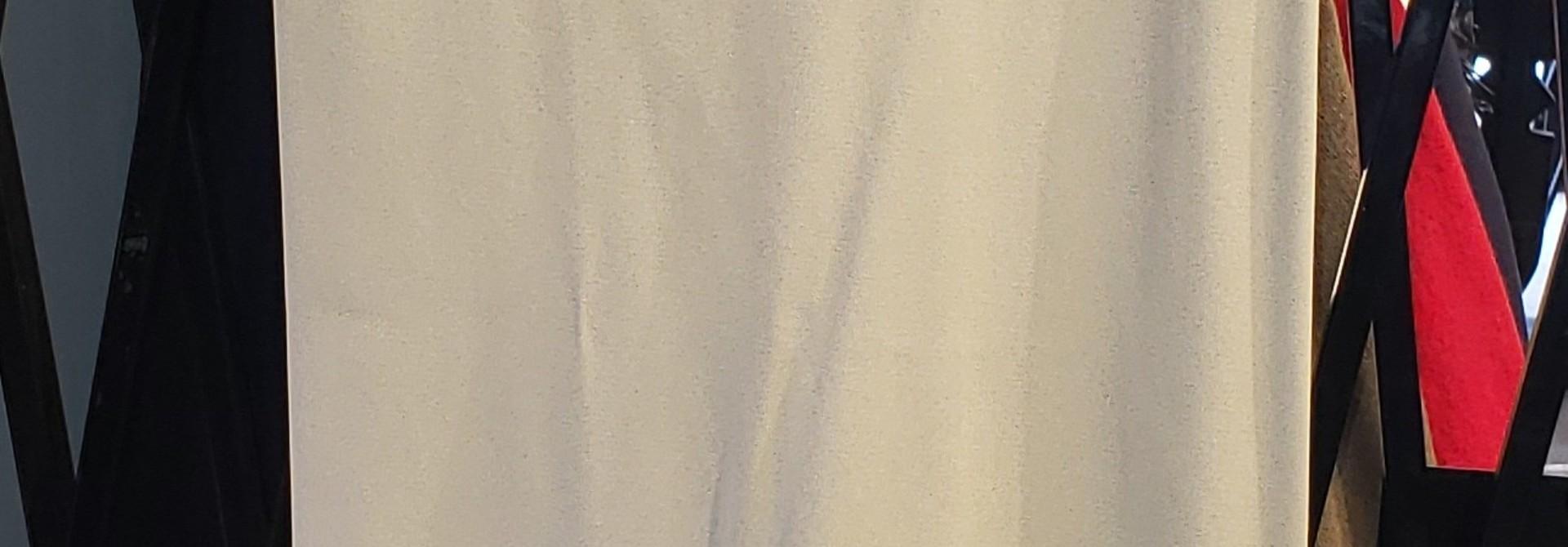 Skirt - Full length - Pearl - Sz 42