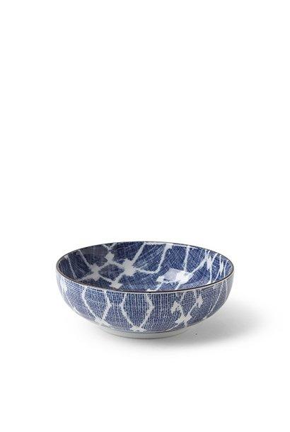 Aizome Hishi - Shallow Bowl