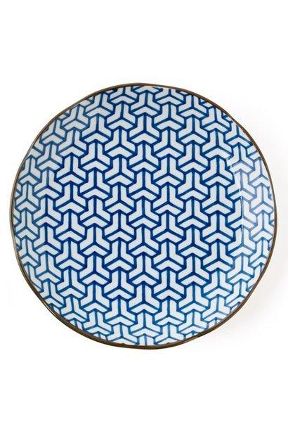Monyou Kumi Kikkou - plate