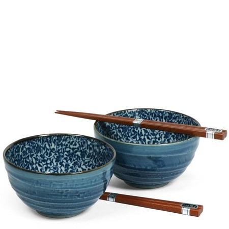 Kyo Karakusa - Bowl For Two Set-1