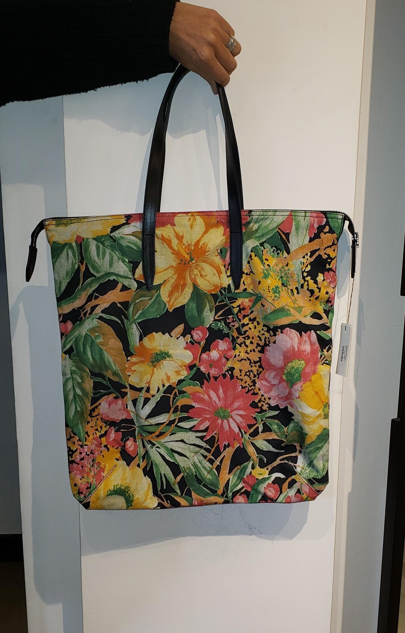 Tote Bag - Flowers-1