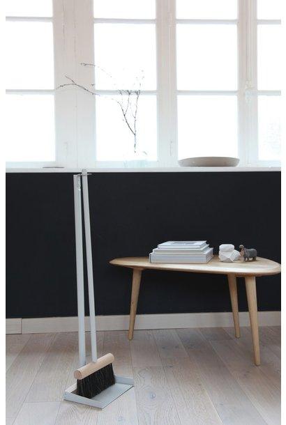 Dustpan Set - Light Grey