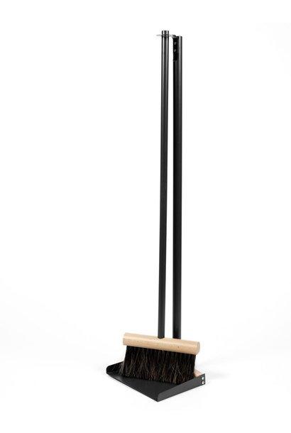 Dustpan Set - Black