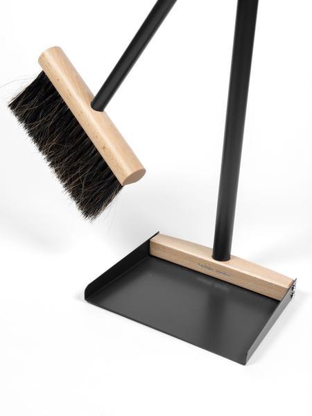 Dustpan Set - Black-2