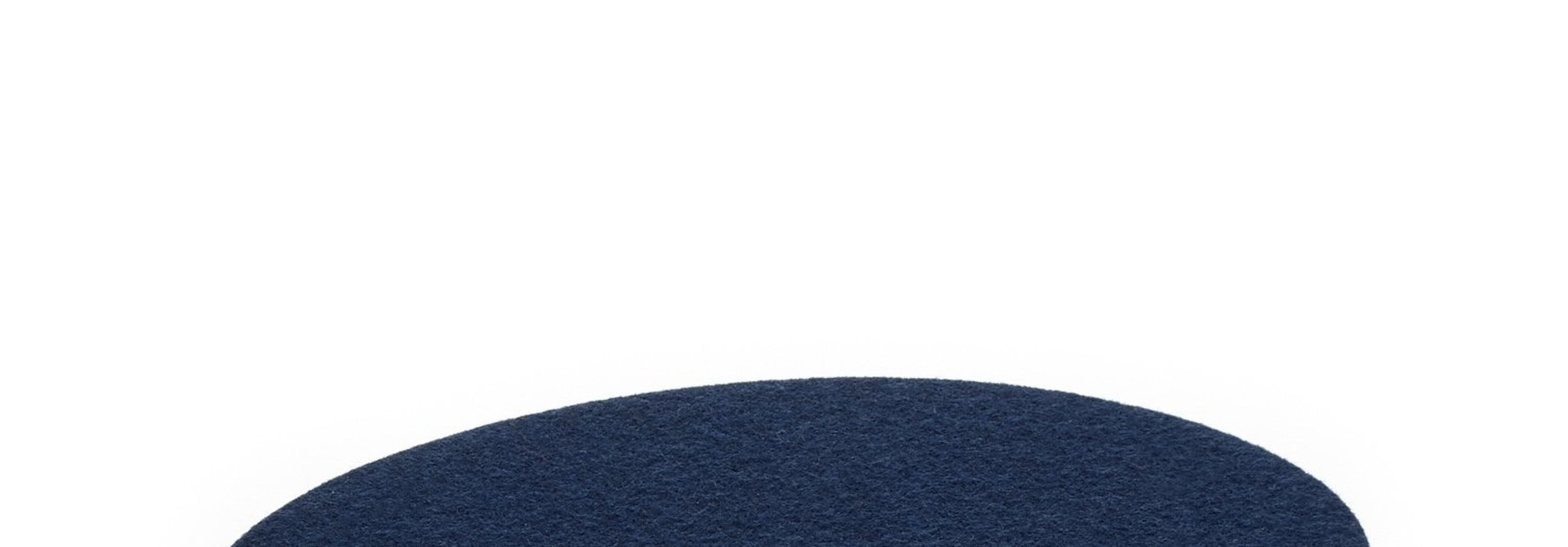Felt Trivet Stone Medium - Marine