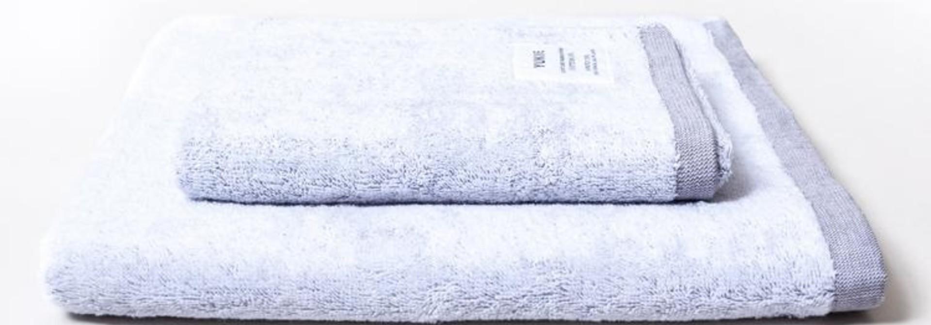 Yukine Bath Towel - Lt. Grey