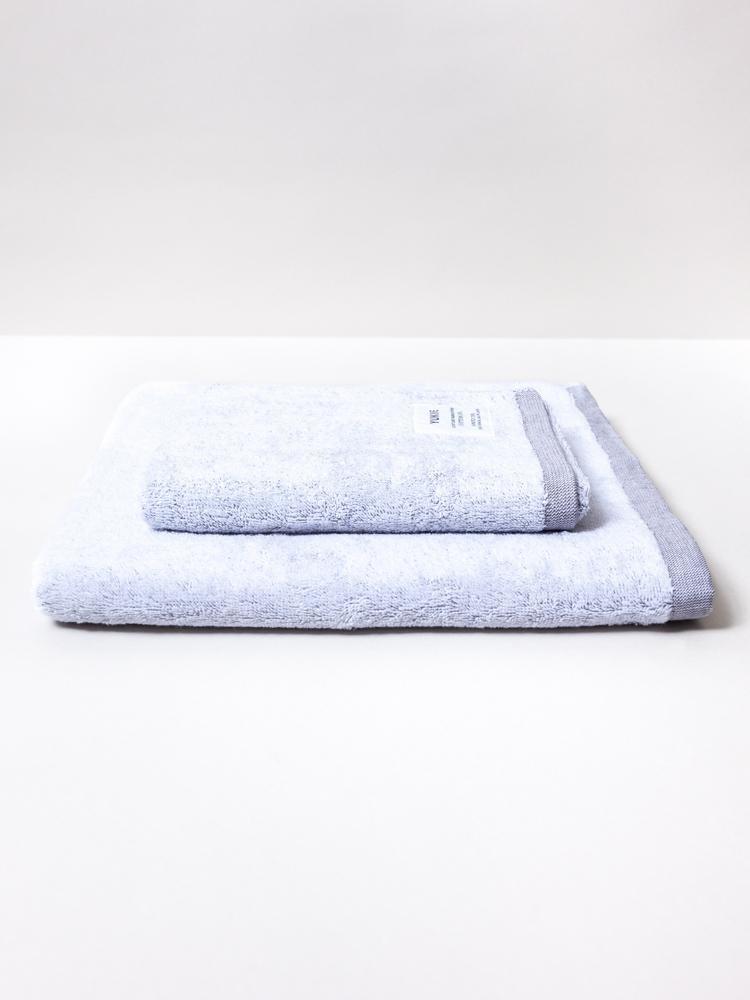 Yukine Bath Towel - Lt. Grey-1