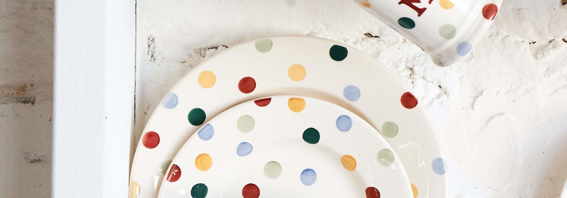 Plates - Emma Bridgewater