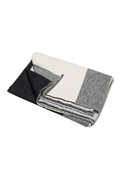 Blanket - Block - Black