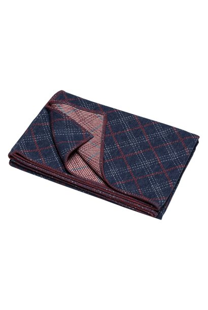 Throw - Vienna - Argyle Navy