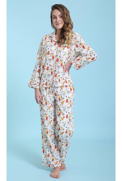 Pyjama - Cocktails - 2pc. - Large
