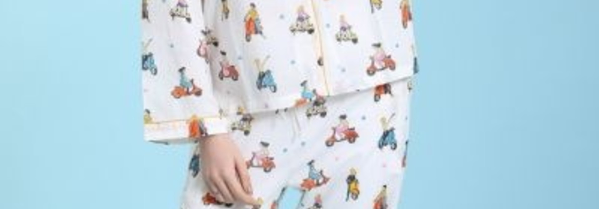 Pyjama - Vespa Squad - 2pc. - Small