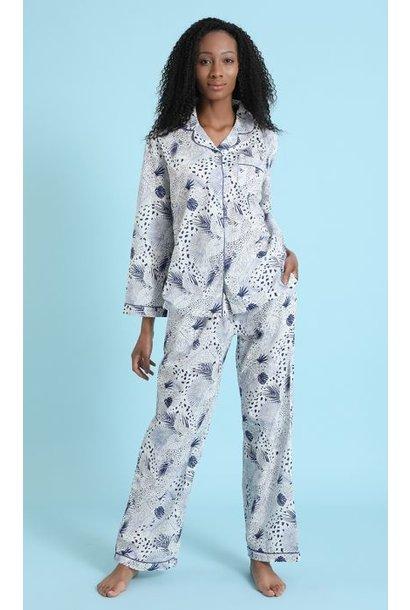 Pyjama - Jungle Cats - 2pc. - Large