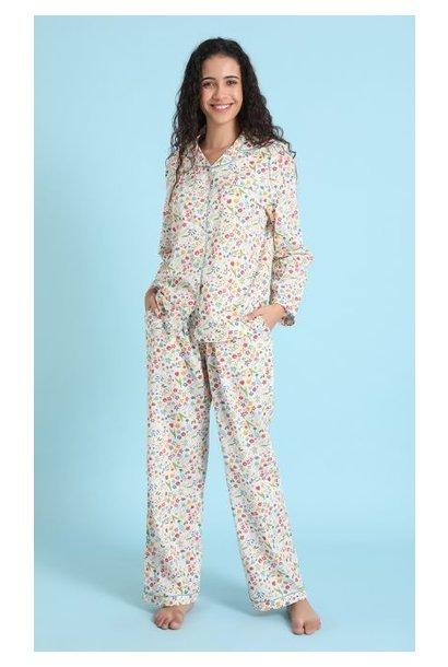 Pyjama - Mara- 2pc. - Small