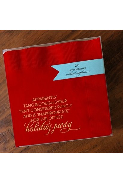 Napkins - Holiday Party