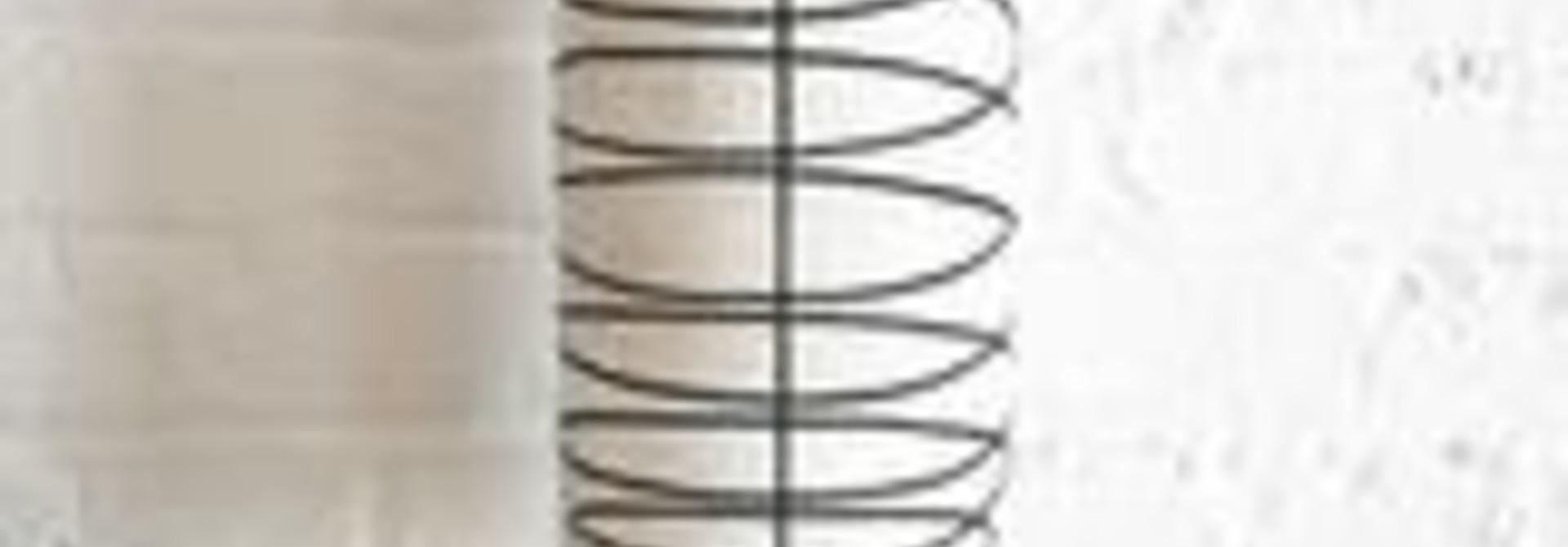 Vessel - Tall - Thin Spiral