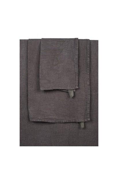 Towel - Bath - Charcoal