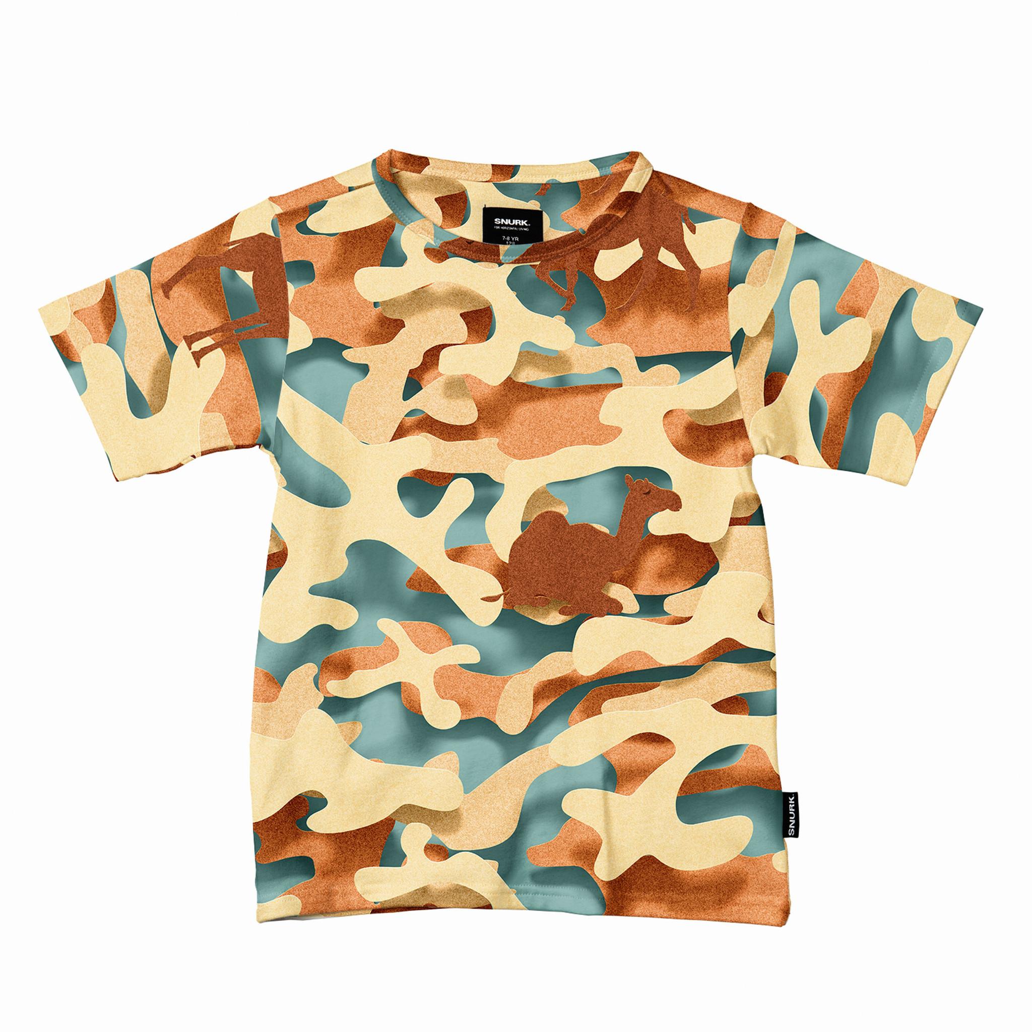 T-Shirt - Desert - Sz. 11/12-1