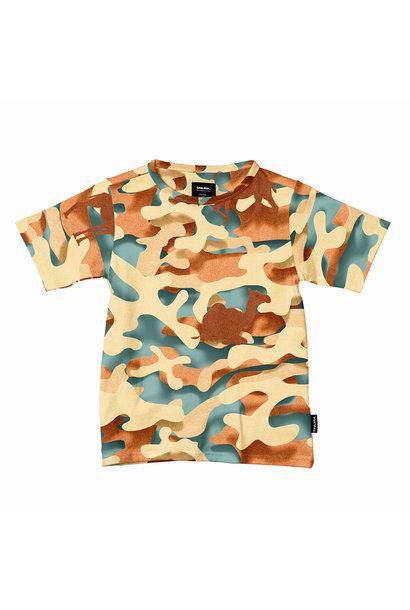 T-Shirt - Desert - Sz. 5/6