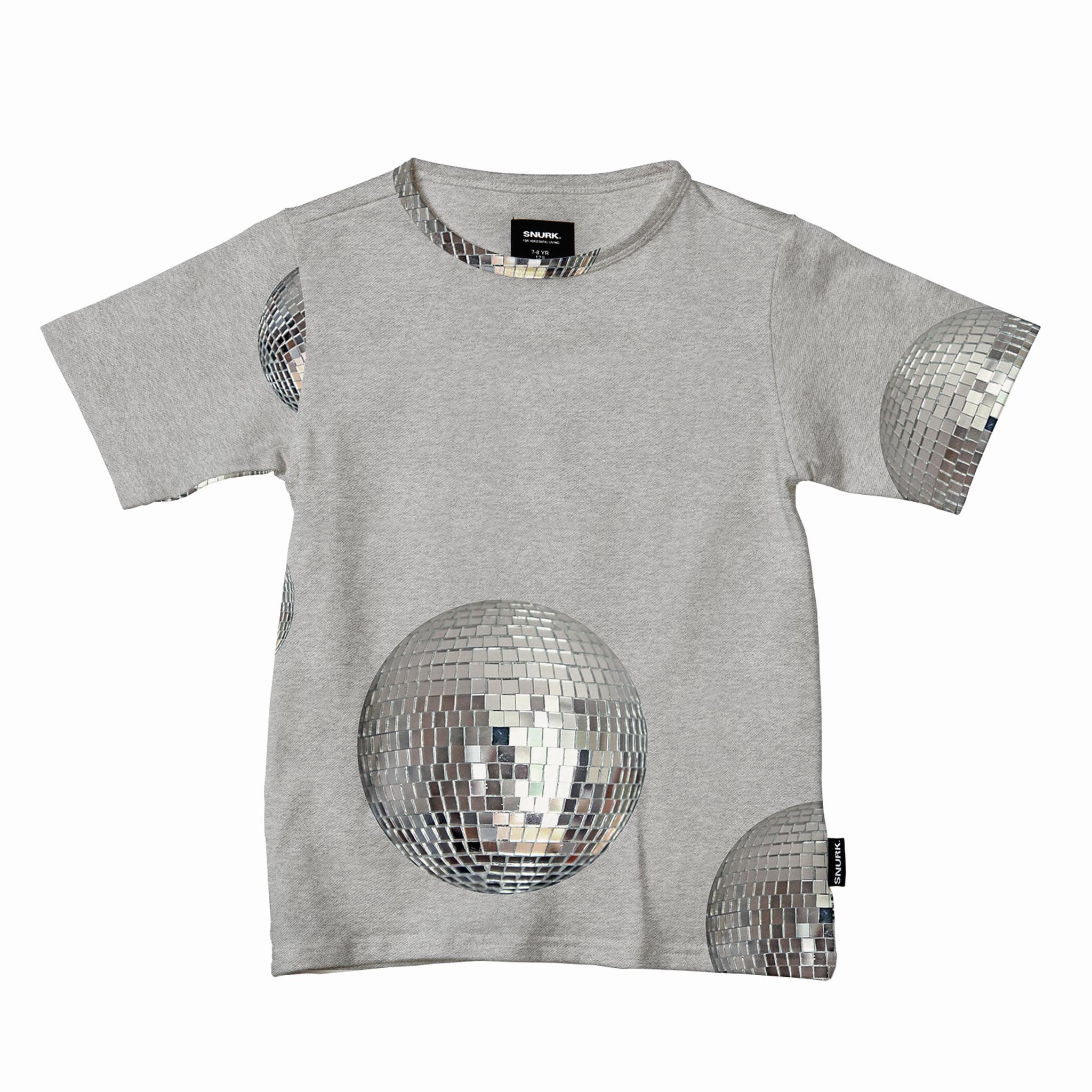 T-Shirt - Disco - Sz. 5/6-1