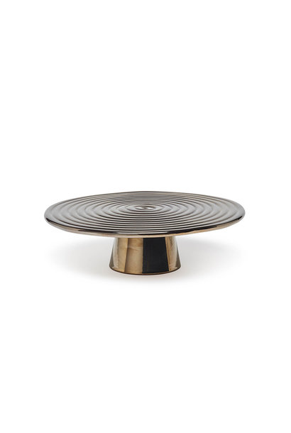 Food/Cake Stand - Platinum - Large