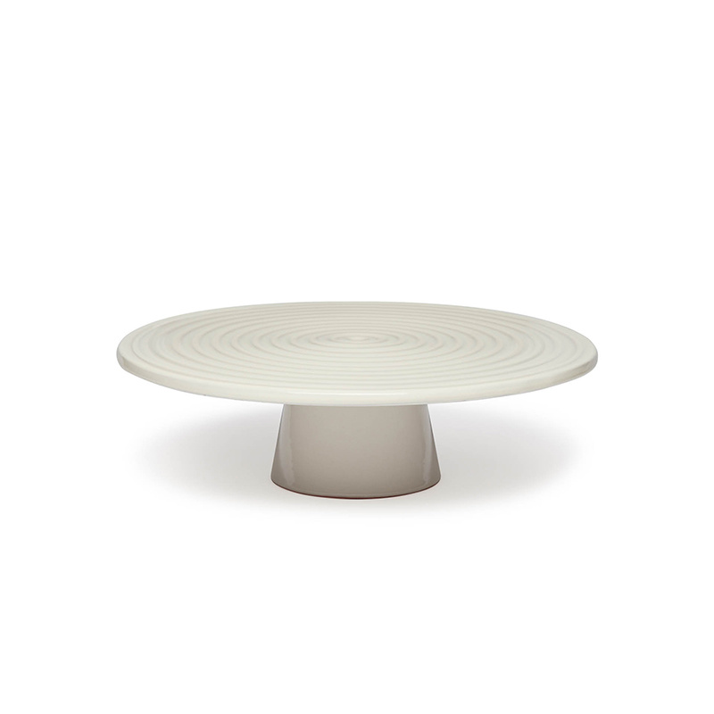 Food/Cake Stand - White - Large-1