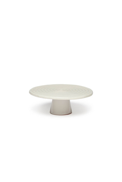 Food/Cake Stand - White - Sm